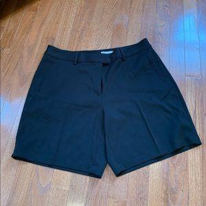 Lady Hagen Gold Shorts, Black - Size 10